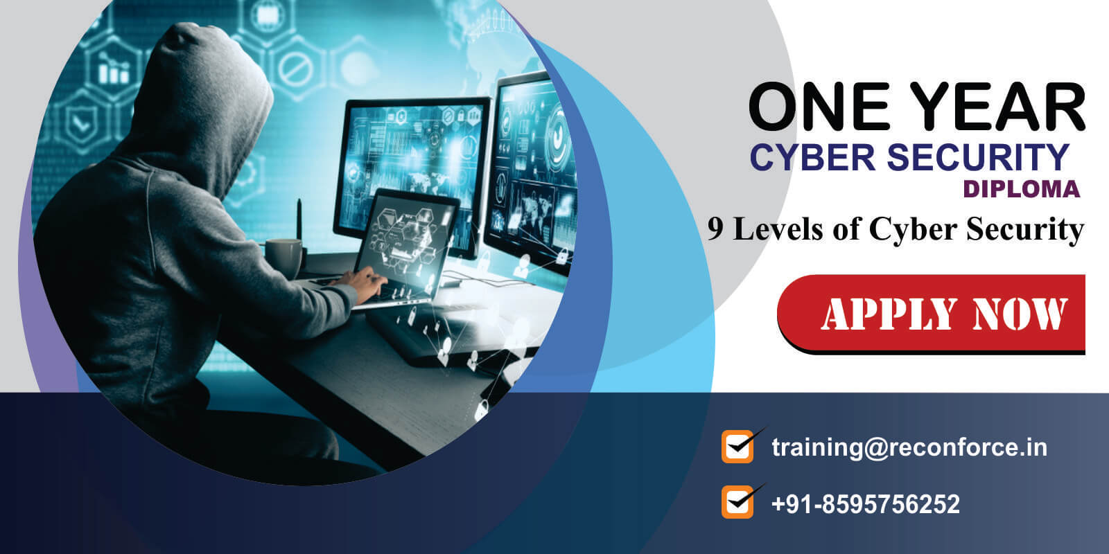 cyber security diploma in india